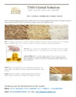 TMS GLOBAL COMMODITIES