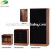 2017 Simple design wooden wardrobe made in China