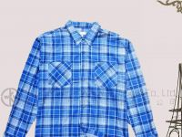 sell cvc plaid pattern yarn dyed men#39;s flannel shirt shijiazhuang wellway textile co