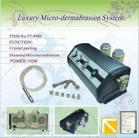 dual circuit microdermabrasion machine