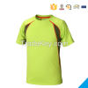 2015 new sports wear latest model running dri fit men's t shirt short sleeve custom shirt
