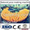 Fruit Juice Processing Machinery for Turn-Key