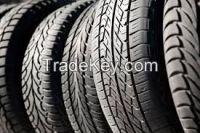 사용된 고품질 타이어