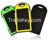 2015 universal 5000mah solar power bank for laptop portable solar cell phone charger