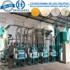 Small scale 30T/24H maize corn flour grinding mills production line