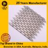 Fashion Designs Elliptical Aluminum Mosaics Tiles 25 Years Foshan Manufacturer