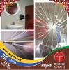 거울 유리의 안전을 위한 보호 피막