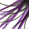 Hot selling Feather hair extension