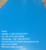 new products blue Wire-mesh Anti-slip Film Faced Plywood hot for Sale