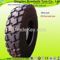 채광 트럭 타이어...