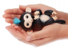 Simplefirst Monkey Finger Toys, Monkey Toys, Interactive Baby Monkeys, Finger Pet Monkeys Interactive Baby Monkey Children Kids Toy, Stress Release Fun Toys Finger Puppets (Color Random)