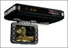 1080P car DVR anti radar with gps and dvr in one receiver Radar Detector G-sensor