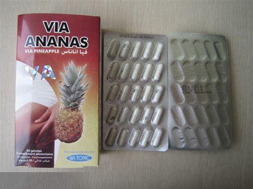 Таблеьки от похудиния ананасовые