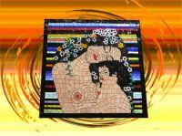 모자이크 Klimt 어...