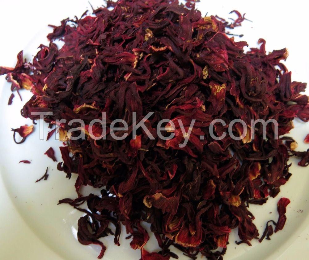 High Quality Dried Hibiscus Flower By Prod Export Ltd South Africa