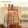 Fiberglass Insulation Scaffold