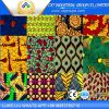 The African market cotton batik fabric imitation wax printed cloth Jav
