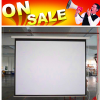 China made cheapest  matte white 3D projector screen