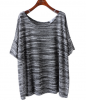 New Women Arrival Fashion Knitted Cotton Beach Dress