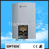 Wall hung electric boiler direct remote control