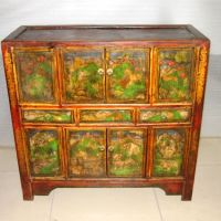 Sell Chinese antique furniture Silk rugs chinese