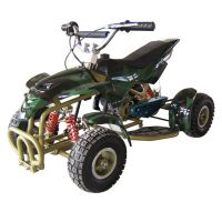 Sell Mini Quadriciclo Infantil a Gasolina BRX-ATV 49cc Vermelha - King