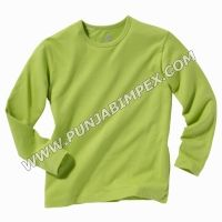 Sell LONG SLEEVE T-SHIRTS-Punjab Impex