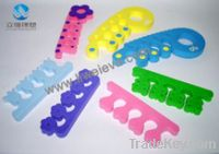 Foam nail care, EVA toe separator-Shanghai Liwei Rubber Plastic Products Co. Ltd
