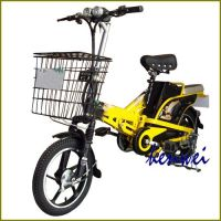 CE Electric Bike/Bicycle BB002-HONGKONG KENWEI GROUP CO., LTD