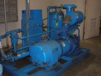 1994 Quincy Air Compressor-LEL International