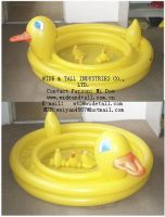 Sell inflatable stool and arm ring and swim baby seat ring and pool-Wide & Tall Industries Co, Ltd