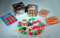 Sell balls-Lihua Textile Union Co., Ltd