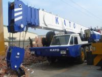 Sell secondhand kato crane NK-1000 100t crane-Shanghai Flourishing Mechanical Repairing Factory