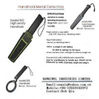 Sell handhold metal detectors-HAWKIWEL INDUSTRIES LIMITED