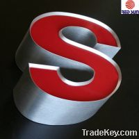 Sell led sign led channel letter trim cap by shenzhen for Channel letter trim cap