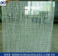 Sell sandblasted laminated glass-Shenzhen Hong Jia Glass Product Co., Ltd