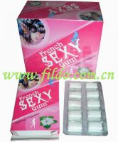 Sell French Sexy Gum-Shanghai Health Food Factory