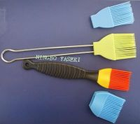 Sell silicone brush silicone glazing brush BBQ brushes-Ningbo Yaseki Plastic and Rubber Co., Ltd.