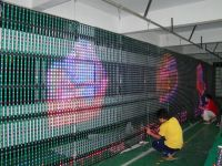 Strip Video Wall (P25-SMD) - LED Display 01-Powerpro Lighting Industrial(HK) Limited