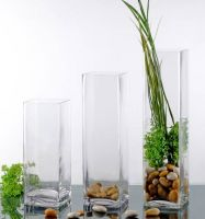 Clear Glass Vases-Zibo Able Gifts Co., Ltd