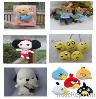 Sell plush toys-angelic imp&amp;exp co ltd