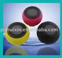 Mini Hamburger usb speakers for pc/mp3/mp4-ShenZhen PuHuiXin Electronics Co., Lltd.