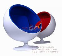 Sell Soccer Ball Chair With Ottoman