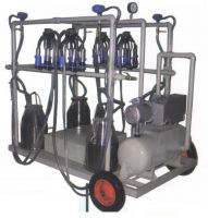 Sell Milking Machine-Hailian Packaging Equipment  Co., ltd