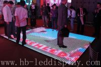 LED floor display-HOTBAN HOLDING LIMITED