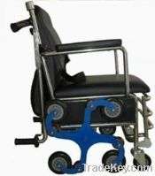 Beijing likang electric wheelchair stairs climbing cart by for Motorized wheelchair stair climber