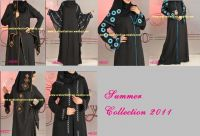 Middle East Abaya-Malikah House of Arabian Fashion