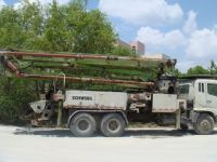 SCHEWING CONCRETE PUMP-HEAVY MACHINE CO LTD