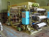 Used flexographic printing machines, made in taiwan-Nawab Enterprises