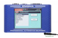 ENIGMA TOOL, diagnose cars+odometer mileage correction+repair airbag+Di